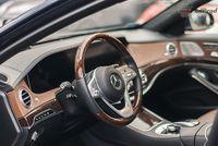 Mercedes S560L 4Matic - wnętrze