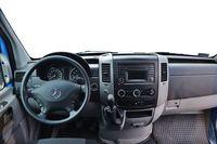 Mercedes Sprinter 116 LGT - wnętrze