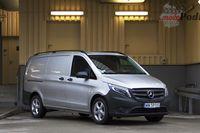 Mercedes Vito furgon 111 CDI 4×2 - blaszak z charakterem