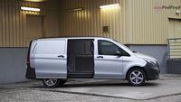 Mercedes Vito furgon 111 CDI 4×2 - bok, drzwi