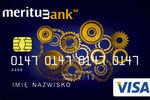Karta kredytowa VISA od Meritum Bank
