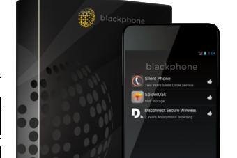 Nowy, bezpieczny telefon Blackphone