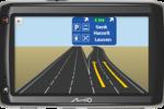 Nawigacja samochodowa Mio Moov S605