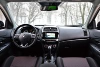 Mitsubishi ASX 1.6 2WD Intense Plus - wnętrze
