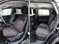 Mitsubishi ASX 1.6 2WD Intense Plus - fotele