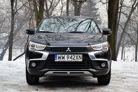 Mitsubishi ASX 1.6 2WD Intense Plus - przód