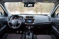 Mitsubishi ASX 1.6 DID 4WD Intense Plus - wnętrze