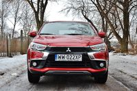 Mitsubishi ASX 1.6 DID 4WD Intense Plus - przód