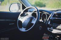 Mitsubishi ASX 1.6 DiD 4WD - wnętrze