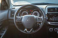 Mitsubishi ASX - kierownica