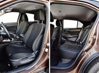 Mitsubishi Eclipse Cross 1.5T MIVEC CVT Intense Plus - fotele