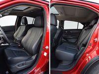 Mitsubishi Eclipse Cross 1.5T CVT 4WD Instyle - fotele