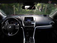Mitsubishi Eclipse Cross - wnętrze