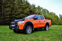 Mitsubishi L200 2.4 DID Monster - z przodu