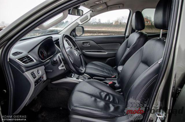 Mitsubishi L200 Premiere Edition - ten typ tak ma!