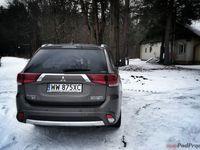 Mitsubishi Outlander Phev - tył