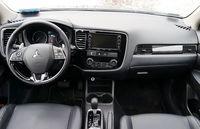 Mitsubishi Outlander 2.0 4WD CVT Instyle Navi - wnętrze