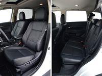 Mitsubishi Outlander 2.0 CVT 4WD Instyle Navi - fotele