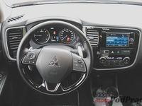 Mitsubishi Outlander 2.2 DID 6AT - wnętrze