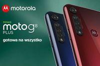 Motorola Moto G8 Plus już dostępna w ofercie Plusa