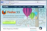 Przeglądarka Mozilla Firefox 3.5