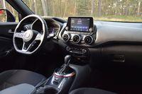 Nissan Juke 2020 - deska rozdzielcza