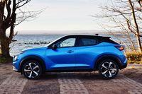 Nissan Juke 2020 - profil