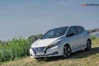 Nissan Leaf Tekna - po prostu samochód. Tyle, że elektryczny…