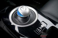 Nissan Leaf - gałka biegów