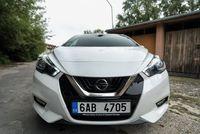 Nissan Micra 0.9 90 KM - przód