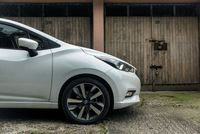 Nissan Micra 0.9 90 KM - koło