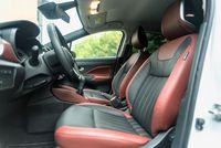 Nissan Micra 0.9 90 KM - fotele