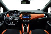 Nissan Micra 0.9 IG-T N-Connecta - wnętrze