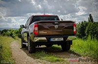 Nissan NP300 Navara 2.3 dCi 160 KM - tył