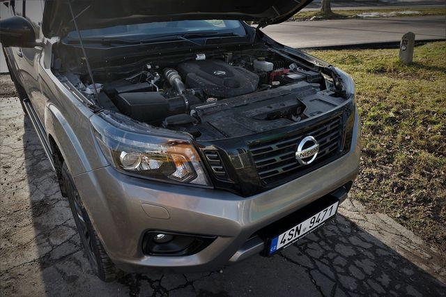 Nissan Navara - jak osobówka