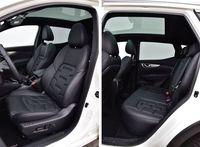 Nissan Qashqai 1.3 DIG-T DCT Tekna+ - fotele