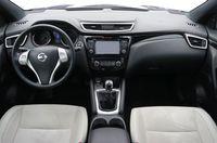 Nissan Qashqai 1.6 dCi Tekna - wnętrze
