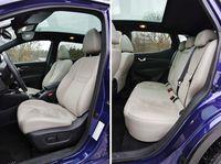 Nissan Qashqai 1.6 dCi Tekna - fotele