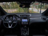 Nissan Qashqai - wnętrze