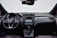 Nissan Qashqai dCi Xtronic Tekna - wnętrze