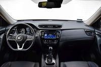 Nissan X-Trail 1.7 Blue dCi Xtronic 4x4 - deska rozdzielcza