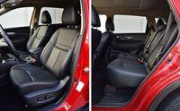 Nissan X-Trail 1.7 Blue dCi Xtronic 4x4 - fotele