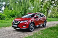 Nissan X-Trail 2.0 dCi Xtronic All Mode 4x4-i Tekna
