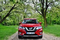 Nissan X-Trail 2.0 dCi Xtronic All Mode 4x4-i Tekna - przód