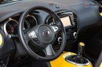 Nissan Juke 1.2 DIG-T - wnętrze