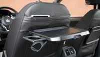 Volkwagen Touran - stolik i schowki