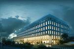 Nobilis Business House już z wiechą
