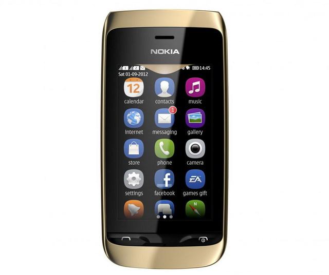 Nokia Asha 308 Nokia Asha 308 I Nokia Asha 309 Nowe Modele Dotykowe