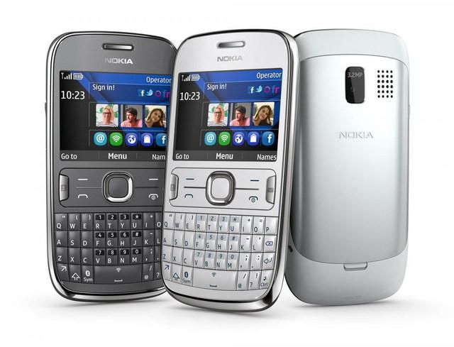 Nokia Lumia 610 i 900, Asha 202 i 203 oraz Nokia 808