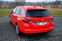 Opel Astra Sports Tourer 1.4 Turbo AT Elite - z tyłu